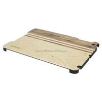 Natural Bamboo Wood Wooden Case Cover For iPad mini 2