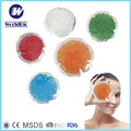 Round Disposable Beads Custom Gel Ice Pack