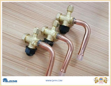Split A/C valves for air conditioning refrigeration systems solenoid valve