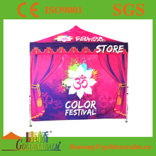 Easy Install Waterproof Fabric Printing Tent