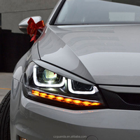 12V led golf7 headlight for accessories.car