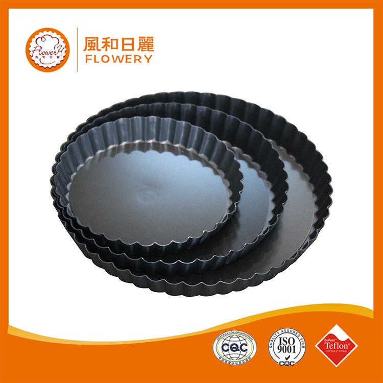 New design decorative pie pans / hot cake pan maker with great price