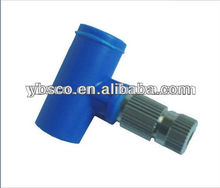 high pressure / low pressure fog misting spray nozzle