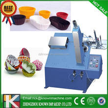 Full-auto paper cake cup forming machine / Customer realible automatic muffin cake cup making machine