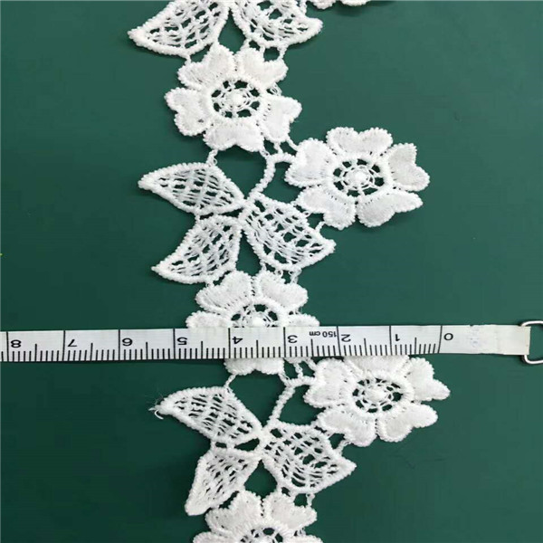 bulk lace trim with cross in Clothing Accessories,lace flower trimming for collar