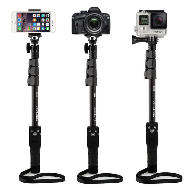 wholesale yunteng 1288 phone camera bluetooth stick selfie monopod buy phone camera bluetooth. Black Bedroom Furniture Sets. Home Design Ideas