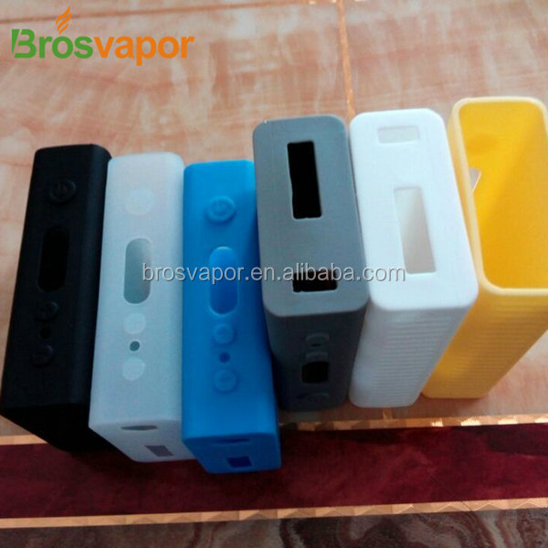 In Stock!!! new silicone case for subox mini ecig the best quality in China Alibaba Express
