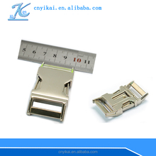 "1/2'' metal bag buckle side release buckle 1/2"" buckles for bags and suitcase"