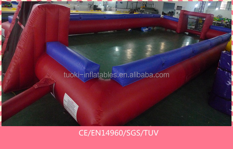 football pitch synthetic grass;inflatable water football pitch for sale;Inflatable soccer field
