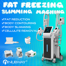 2017 newest tech fda approved weight loss cooling cell fat freezing body slimming machine