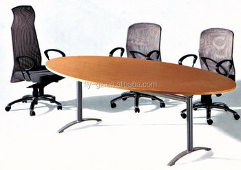 Board Meeting Conference Tableoval Conference TableMDF Elliptical - Elliptical conference table