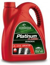 ORLEN OIL PLATINUM CLASSIC MINERAL 15W/40 ENGINE OIL