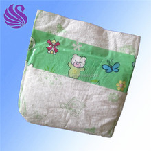 PE film back sheet the baby diaper wholesale disposable with good price