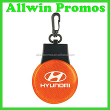 Promotional Reflector Keychain