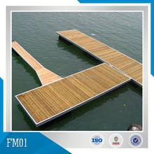 Small MOQ Floating Marina With Fingers