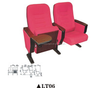 hot sale stadium chair seat with cushion LT06
