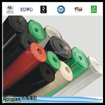 Industrial Heat Resistant Viton Rubber Sheet for Gasket