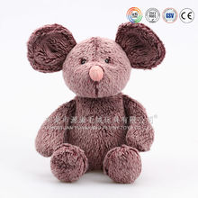 Plush toys factory making colourful Plush mouse /rat animal plush toys