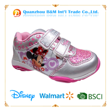 Wholesale Child Led Flash Light Casual Shoes