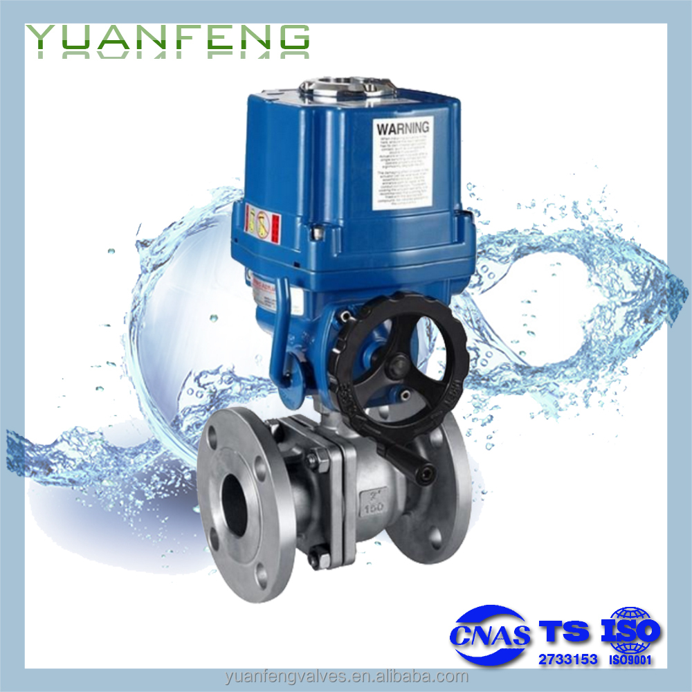 ZAJO REGULATOR Electric Shut-off Ball Valve