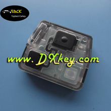 Wholesale price land cruiser prado 2/3 button remote with 433mhz for toyota land cruiser smart key