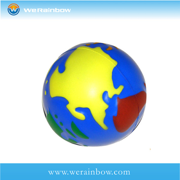 wholesale custom pu anti-stress ball
