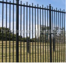 High Quality Garden Grass Decorative Fence Panels