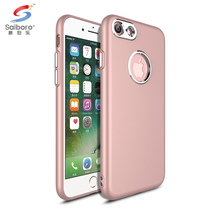 Wholesales creative case aluminium electroplate for iphone 7 case