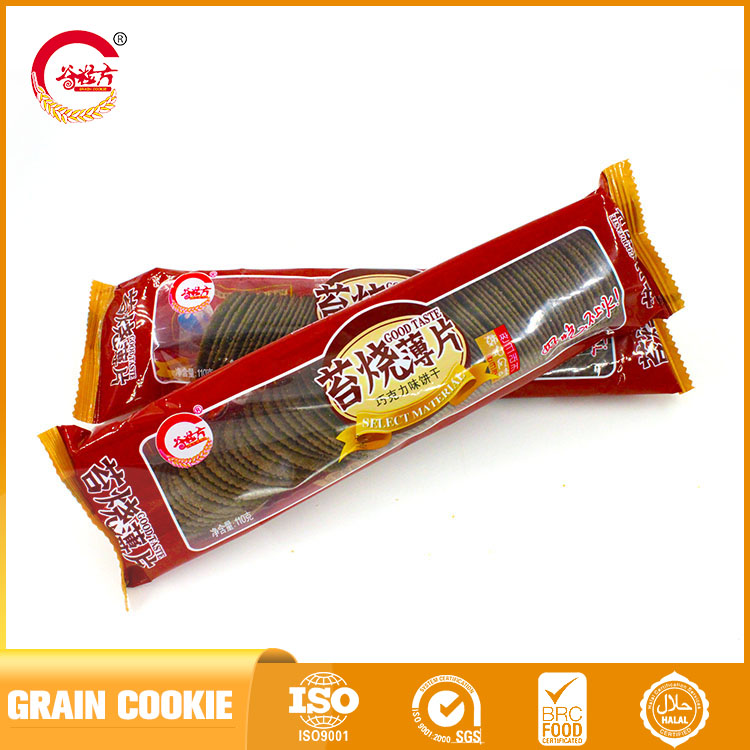 110g chocolate stick biscuit