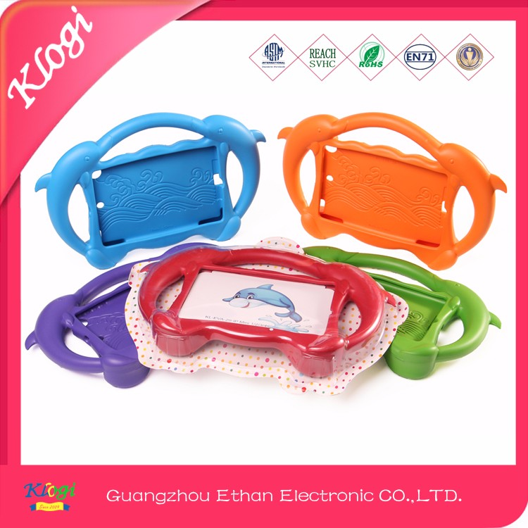 Multifunction Kids Shock-proof Handle EVA Case for iPad Mini supplier