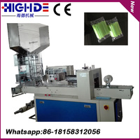 single wrapped straws automatic multiple counting packaging machinery