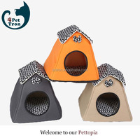 Portable good quality foam dog cage pet house