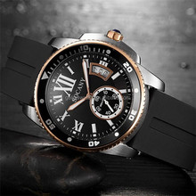 Chrismas luxury gift men automatic watch swiss made watch stainless steel , low price brand watch for men