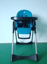 New Model Plastic Soft And Folding Baby Sitting Chair