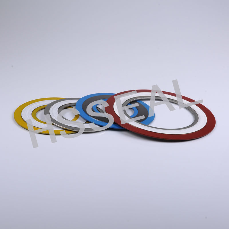 high temperature resistance Inner Ring Spiral Wound Gasket