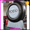 high quality inflatable tyre replicas giant tyre for advertising