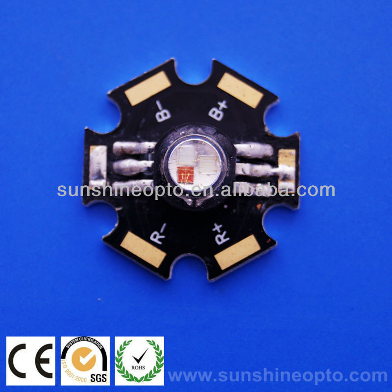 Hot sell 3w RGB led Diode for LED Lamp
