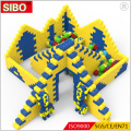 Factory direct-sale outdoor playground giant soft building blocks for adult