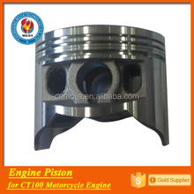 factory price CT100 CC engine spare parts piston bajaj