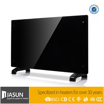 wall glass panel heater