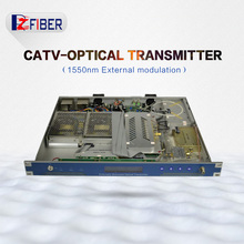 High Quality Direct Modulation 1550 Catv Optical Transmitter Price