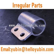China supplier factory OEM metal irregular parts /cnc machining forged parts