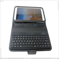 acc4s new design high quality fashionable scratchproof Aluminum Bluetooth Keyboard for Samsung Galaxy Note 8.0