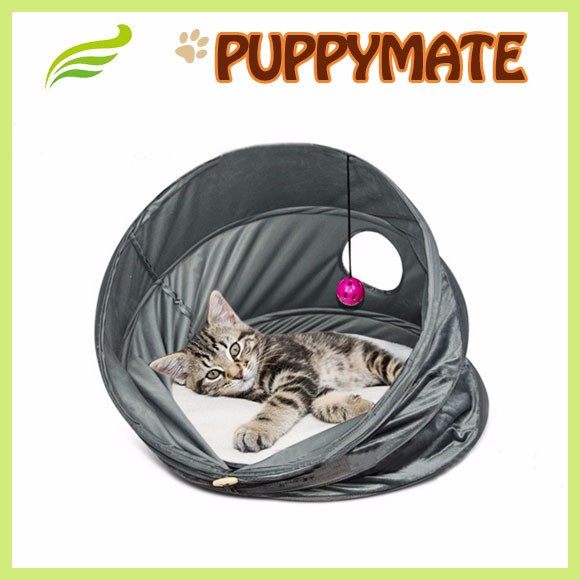 2016 pet tunnel/cat toy/pop up cat tunnel