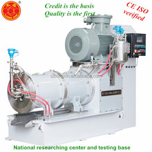 BEST sand ball bead milling machine grinder solvent based paint bead mill