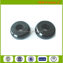 59mm customized pu wheels for trailer bus accessories