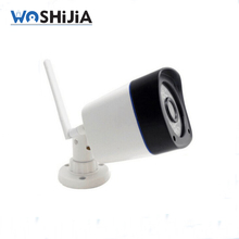 Wireless monitor baby outdoor wifi ip camera with night vision bullet waterproof ip camera
