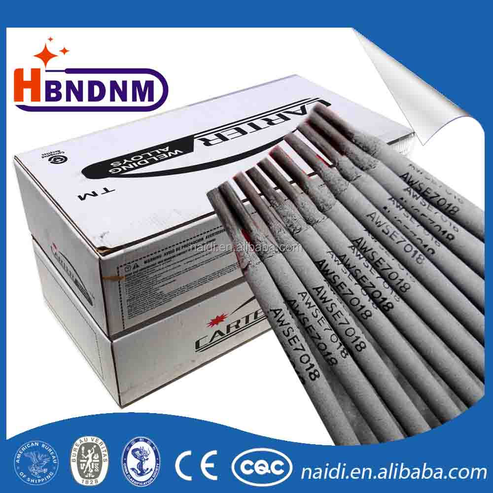 free sample wholesale mild steel electric welding electrodes rod aws a5.1 e7018 GB E5018
