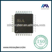 contains Manchester data encoder and decoder on chip fieldbus Controller FBC0409