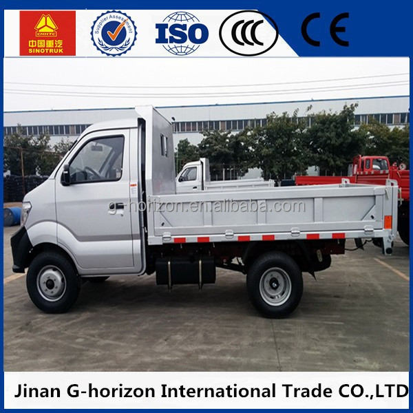 T-king 2tons Mini Small Cargo Lorry Light Truck For Sale